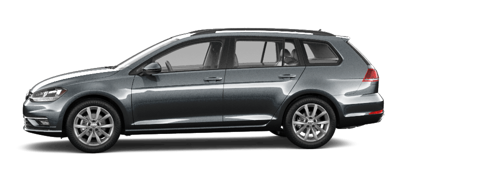 2019 Platinum Grey Metallic - VW Golf SportWagen