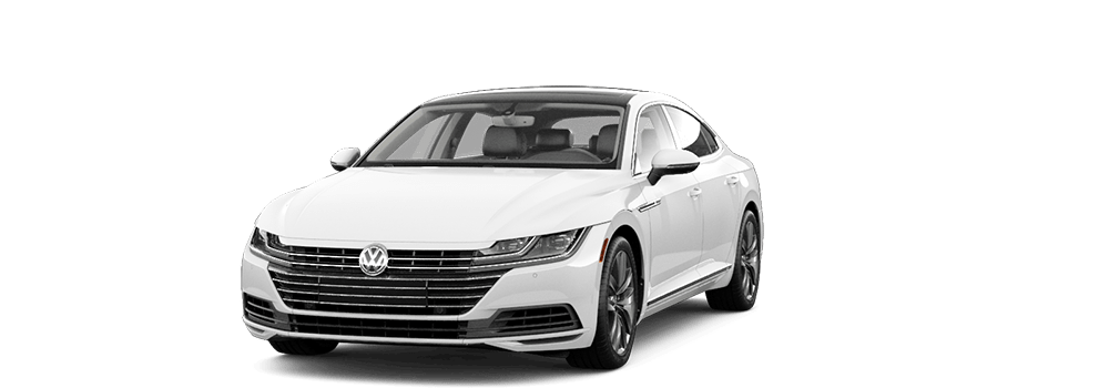 2020 Pure White - VW Arteon