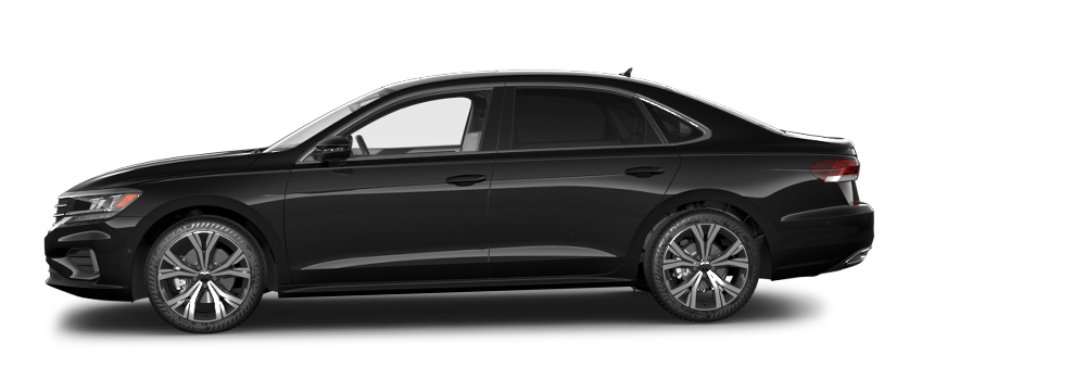 2020 Deep Black Pearl - VW Passat