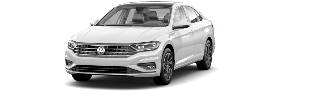 2020 Pure White - VW Jetta