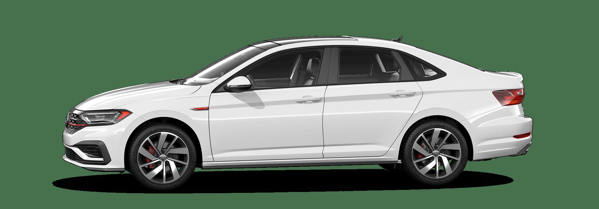 2020 Pure White - VW Jetta GLI
