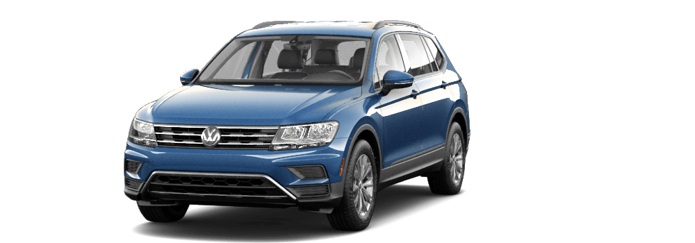 2020 Silk Blue Metallic - VW Tiguan