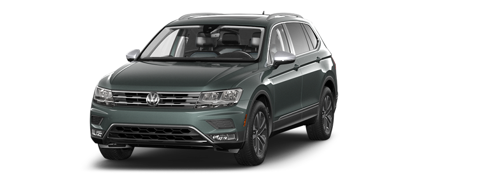 2020 Petroleum Blue Metallic - VW Tiguan
