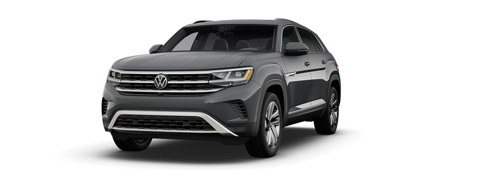 2020 Pure Grey - VW Atlas Cross Sport