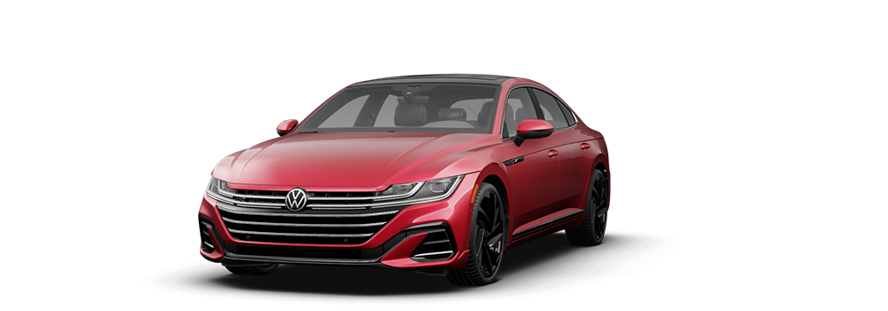 2021 Kings Red Metallic - VW Arteon