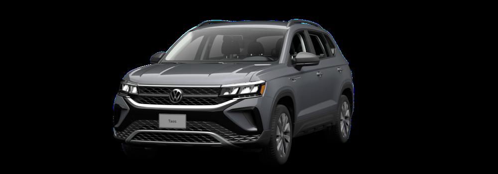 2022 Platinum Grey Metallic - VW Taos