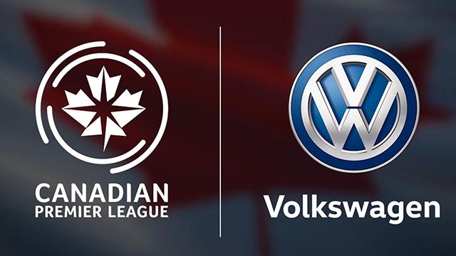 VW joint Canadian Premier League as founding sponsor