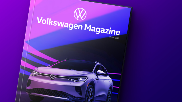 The VW Magazine you love, only digital